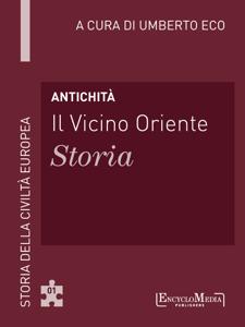 Antichità - Il Vicino Oriente – Storia (1) Copertina del libro