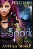 Anthea Sharp - Feyguard: Spark  artwork