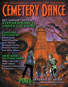 Cemetery Dance: Issue 63