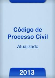 Código de Processo Civil 2013 Book Cover