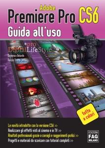 Adobe Premiere Pro CS6 Book Cover