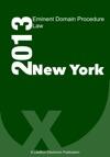 New York Eminent Domain Procedure Law 2013