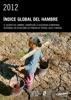 Índice global del hambre en 2012