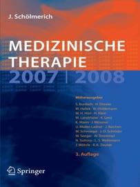 Medizinische Therapie 2007 2008