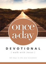 NIV, Once-A-Day:  Walk With Jesus