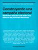 Xavier Peytibi, Francesca Parodi & Juan Víctor Izquierdo - Construyendo una campaña electoral ilustración