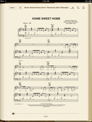 ‎Home Sweet Home (from