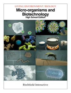 Micro-Organisms and Biotechnology Summary