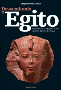 Desvendando o Egito Book Cover