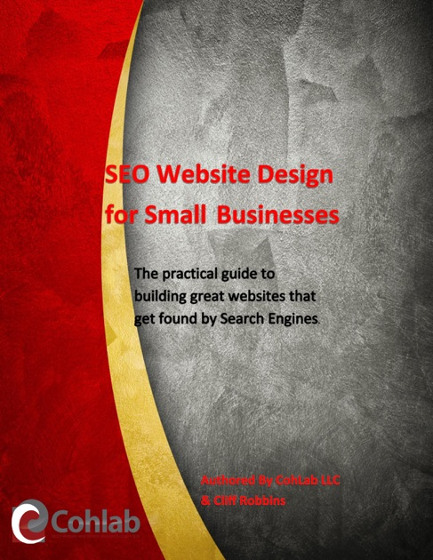 Seo Website Design For Small Businesses By Cliff Robbins On Apple Books