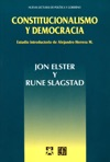 Constitucionalismo Y Democracia