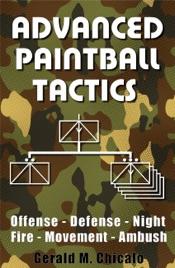 Advanced Paintball Tactics