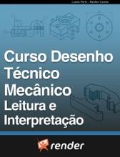 Curso Desenho Técnico Mecânico Leitura E Interpretação