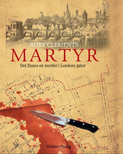 Rory Clements - Martyr