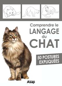 Comprendre le langage des chats La couverture du livre martien