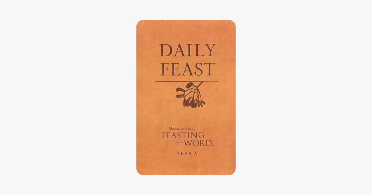 Meditations From Feasting on the Word Year B