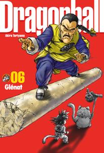 Dragon Ball perfect edition - Tome 06 La couverture du livre martien