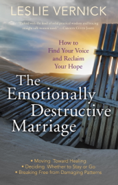 The Emotionally Destructive Marriage book