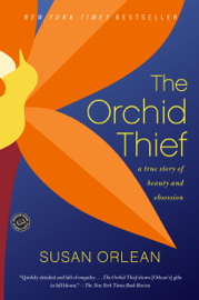 The Orchid Thief book