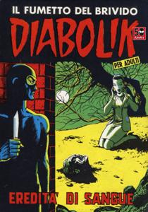 DIABOLIK #28 Copertina del libro