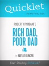 Quicklet On Rich Dad Poor Dad By Robert Kiyosaki