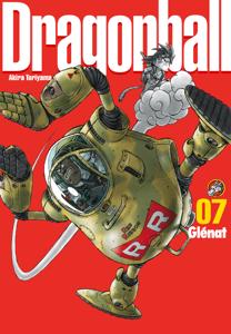 Dragon Ball perfect edition - Tome 07 La couverture du livre martien