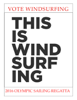 Rory Ramsden - This Is Windsurfing artwork
