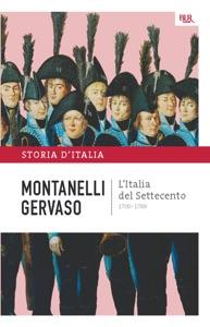 L'Italia del Settecento - 1700-1789 Book Cover