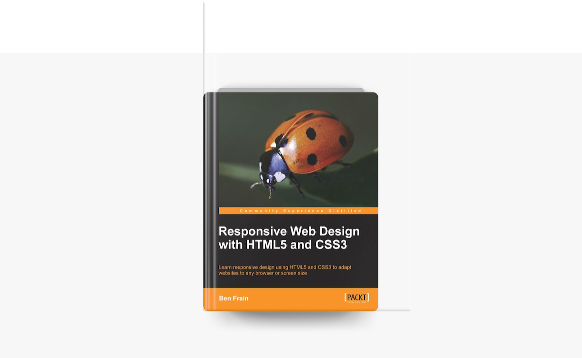 Responsive Web Design With Html5 And Css3 On Apple Books