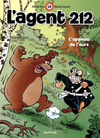 L'Agent 212 – tome 15 - L'appeau de l'ours