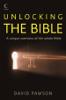 David Pawson - Unlocking the Bible artwork