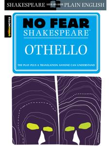 Othello (No Fear Shakespeare) Book Cover