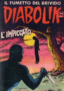 Diabolik #10 Libro Cover