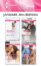 HARLEQUIN ROMANCE JANUARY 2014 BUNDLE