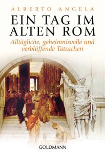 Ein Tag im Alten Rom Buch-Cover