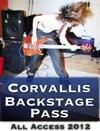 Corvallis Backstage Pass