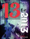 13 For 2013