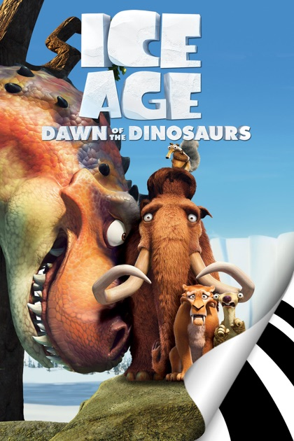 Ice Age: Dawn of the Dinosaurs Movie Storybook de 20th ...