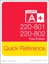 CompTIA A Quick Reference 220-801 And 220-802 3e