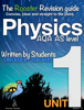 Rooster Guides & Lewis Cotter - Physics Unit 1. The Rooster Revision Guide. artwork
