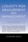 Liquidity Risk Measurement And Management
