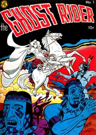 THE GHOST RIDER, NUMBER 1: TALE OF THE GHOST RIDER