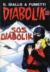 DIABOLIK #38 Copertina del libro