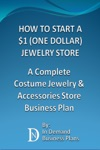 How To Start A 1 One Dollar Jewelry Store A Complete Costume Jewelry  Accessories Business Plan