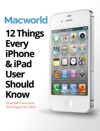 12 Things Every IPhone  IPad User Should Know