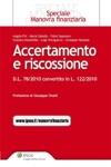 Accertamento E Riscossione - DL N 782010 Convertito In Legge