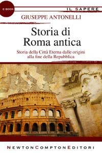 Storia di Roma antica Libro Cover