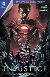Injustice: Gods Among Us #18 book