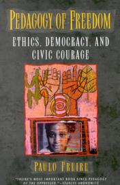 Pedagogy of Freedom book