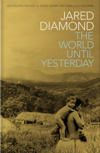 The World Until Yesterday Libro Cover